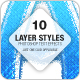 Drawing Art Styles - Color Pencil Text Effects - GraphicRiver Item for Sale