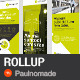 Corporate Banner or Rollup Vol 6 - GraphicRiver Item for Sale