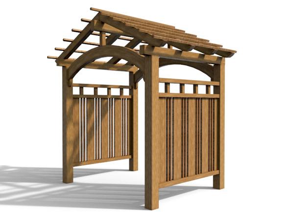 Arbor - 3DOcean Item for Sale