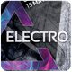 Electro New Triangles Flyer - GraphicRiver Item for Sale