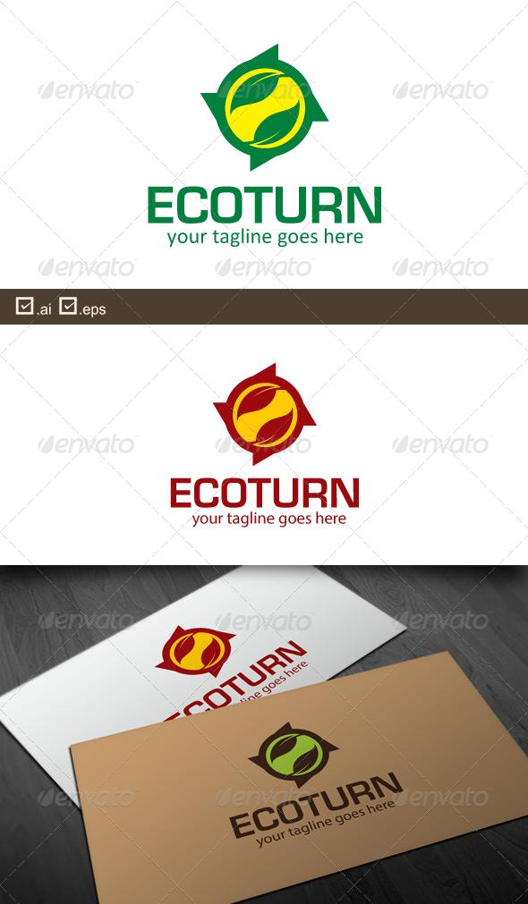 GraphicRiver Ecoturn 7736302