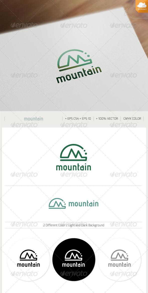 GraphicRiver Mountain 7736303