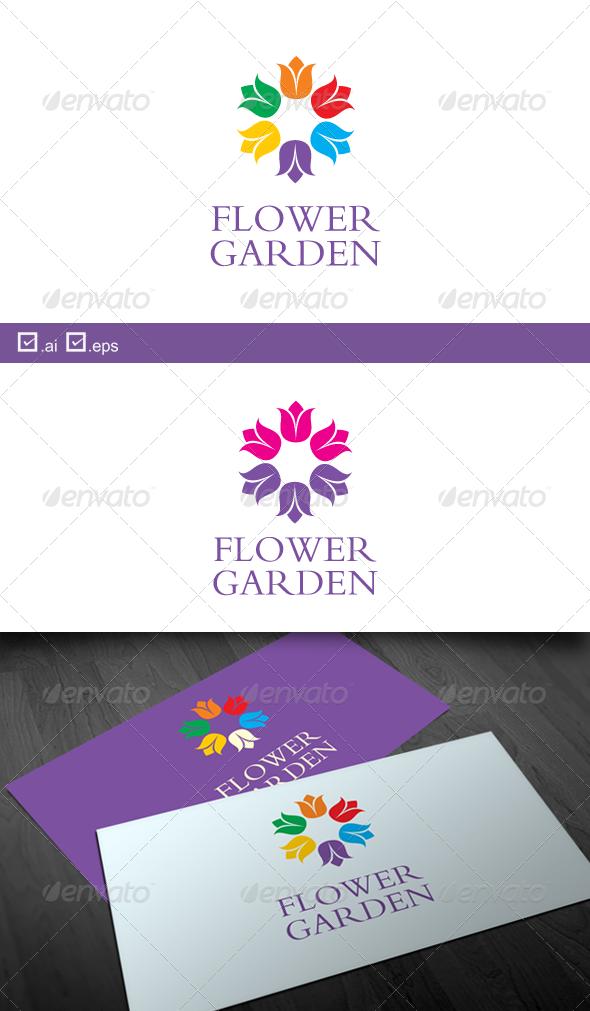 GraphicRiver Flower Garden 7736309