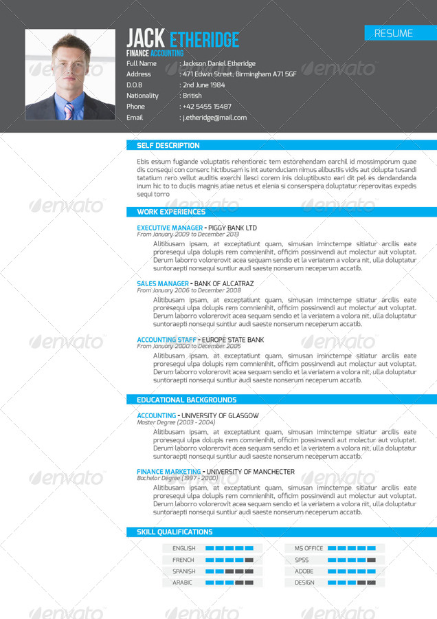 resume color resume with color resume templates best color for