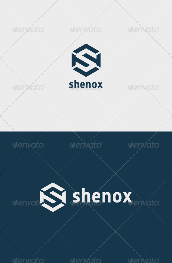 GraphicRiver Shenox Logo 7738109