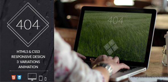 Four-zero-four || 404 page