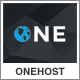 Onehost - One Page Responsive Hosting Template - ThemeForest Item for Sale
