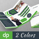 Corporate Business Tri-Fold Brochure | Volume 2
