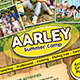 Kids Camp & Course Flyer - GraphicRiver Item for Sale