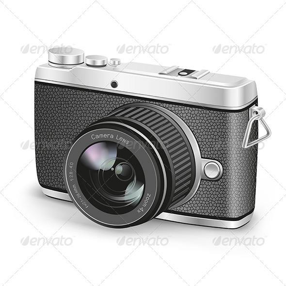 GraphicRiver Amateur Camera 7739937