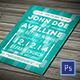 Save The Date Postcard 02 - GraphicRiver Item for Sale