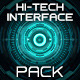 Hi-Tech Interface Builder Pack - GraphicRiver Item for Sale