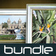 4 Artistic Photo Frame Bundle - GraphicRiver Item for Sale