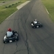 Flying Over Kart Race Track 2 - VideoHive Item for Sale