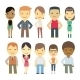 Urban Characters - GraphicRiver Item for Sale