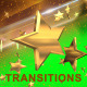 Gold Star Transitions Pack - VideoHive Item for Sale