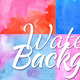 Watercolor Backgrounds - GraphicRiver Item for Sale
