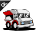 Mobile Food - GraphicRiver Item for Sale