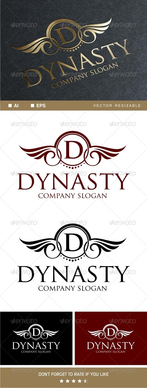 GraphicRiver Dynasty Logo 7742659
