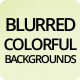 10 Blurred Colorful Backgrounds - GraphicRiver Item for Sale
