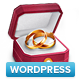 Just Married - Wedding WordPress Theme - ThemeForest Item for Sale
