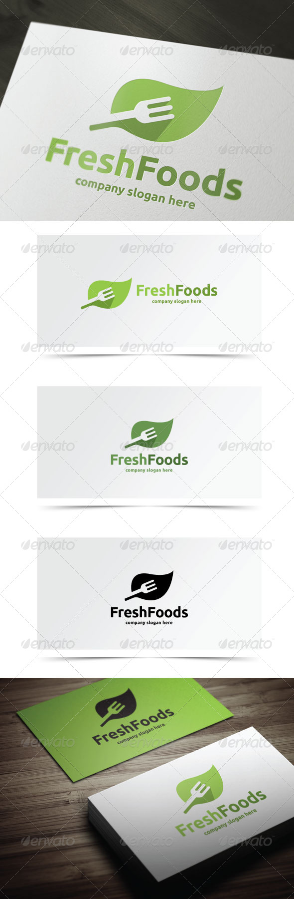GraphicRiver Fresh Foods 7743359