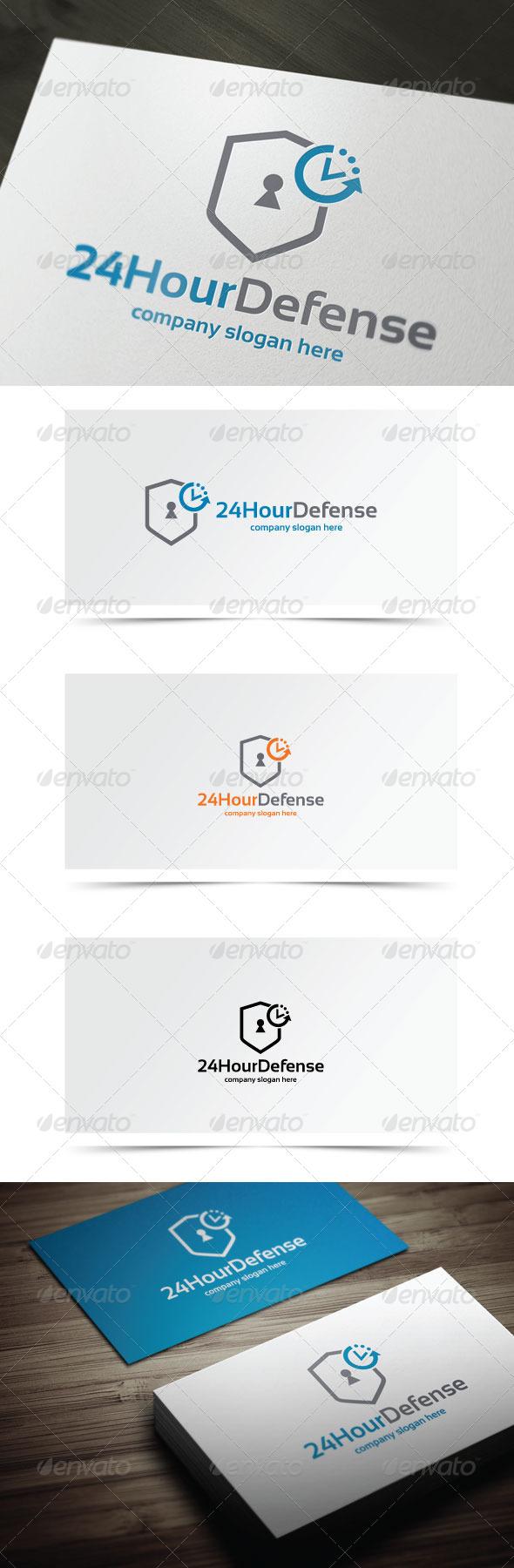 GraphicRiver 24 Hour Defense 7743379