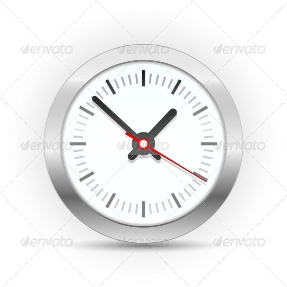 GraphicRiver Clock Icon 7745320