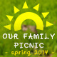 Picnic Album - Our Family - VideoHive Item for Sale