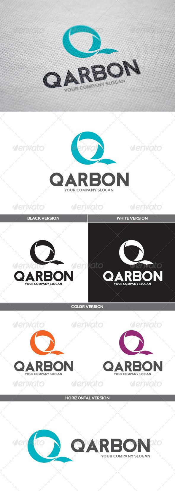 GraphicRiver Qarbon Logo 7745761