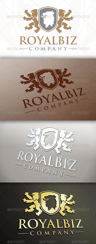 GraphicRiver Royal Lion Logo 7746267