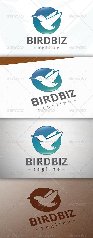GraphicRiver Bird Logo Template 7746796