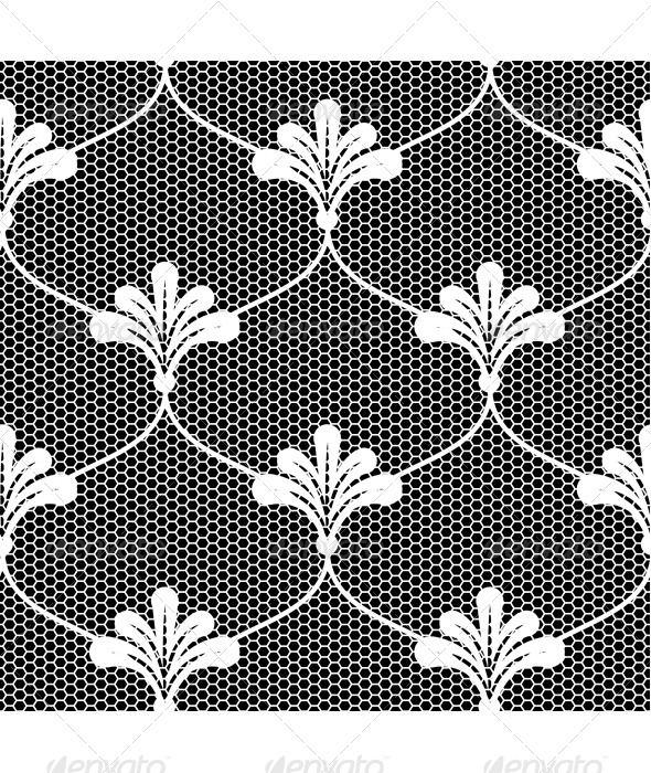 GraphicRiver Lace Background 7689171