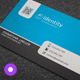 Creative Business Card 004 - GraphicRiver Item for Sale
