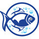 Water Fish Vector Logo - GraphicRiver Item for Sale