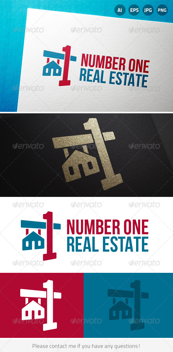 GraphicRiver Number One Real Estate 7748671