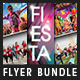 Carnival Fiesta Flyer Bundle - GraphicRiver Item for Sale