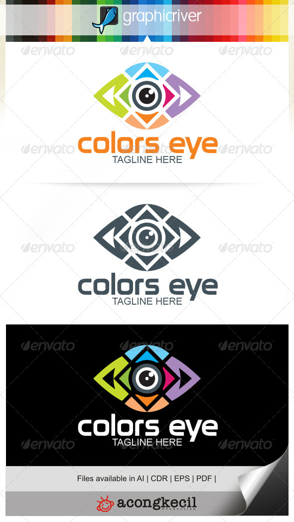 GraphicRiver Colors Eye V.5 7749038