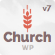 Church and Events - Responsive WordPress Theme