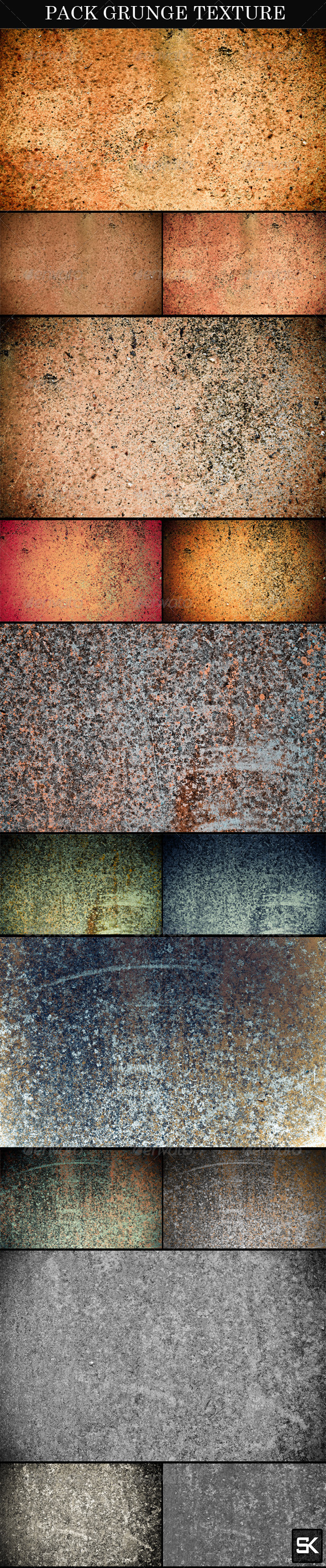 GraphicRiver Grunge Wall 7750606