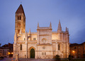 Santa Maria de la Antigua Church at dusk - PhotoDune Item for Sale