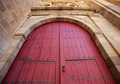 Beautiful ancient church door - PhotoDune Item for Sale