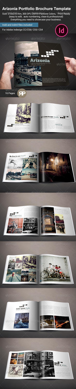 GraphicRiver Arizonia Portfolio Brochure Template 7751308