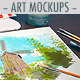 Art and Sketch Mockup Collection - GraphicRiver Item for Sale