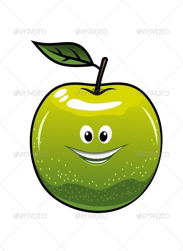 GraphicRiver Green Apple 7751644
