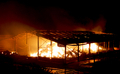 Large Barn Fire - PhotoDune Item for Sale