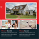Real Estate Postcard Template - GraphicRiver Item for Sale