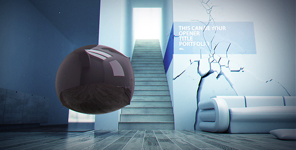 After Effects Project - VideoHive Down The Stairs 792488