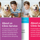 Pets Clinic Postcard Template  - GraphicRiver Item for Sale
