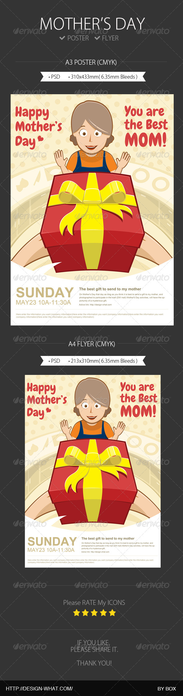 GraphicRiver Mother s Day Event 7731061